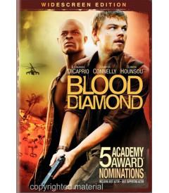 DVD - DIAMANTE DE SANGRE - USADA