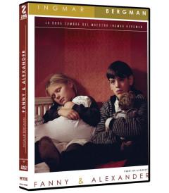 DVD - FANNY & ALEXANDER - USADA