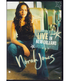 DVD - NORAH JONES LIVE IN NEW ORLEANS - USADA