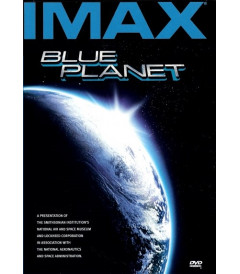 DVD - IMAX PLANETA AZUL - USADA