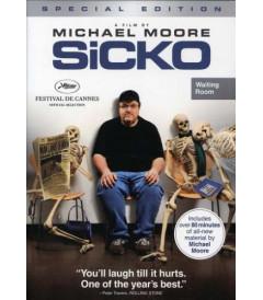 DVD - SICKO - USADA