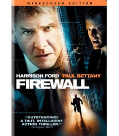 DVD - FIREWALL - USADA