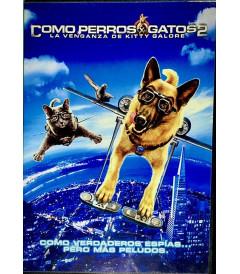 DVD - COMO PERROS Y GATOS 2 - USADA