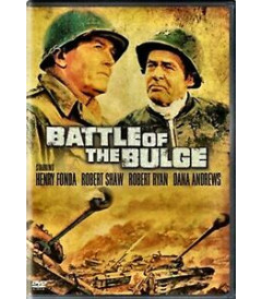 DVD - BATTLE OF THE BULGE - USADA