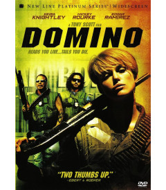 DVD - DOMINO - USADA