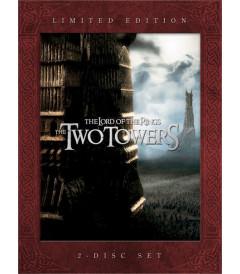 DVD - EL SEÑOR DE LOS ANILLOS (LAS DOS TORRES) (VERSION EXTENDIDA)- USADA