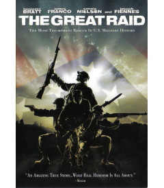DVD - THE GREAT RAID - USADA