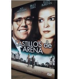 DVD - CASTILLOS DE ARENA - USADA