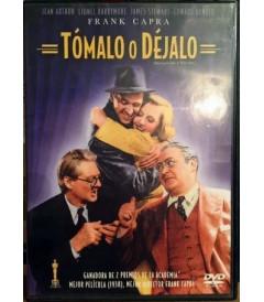 DVD - TOMALO O DEJALO - USADA
