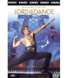 DVD - MICHAEL FLATLEY LORD OF THE DANCE - USADA