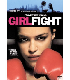 DVD - GIRLFIGHT - USADA