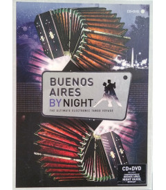 DVD - BUENOS AIRES BY NIGHT - USADA