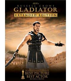DVD - GLADIADOR (3 DISCOS EDICION EXTENDIDA) - USADA