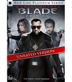 DVD - BLADE 3 (TRINITY) - USADA