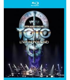 TOTO (LIVE IN POLLAND - 35th ANIVERSARIO