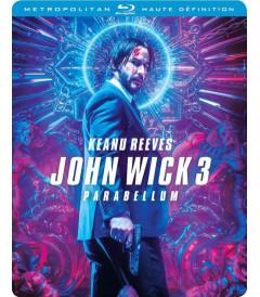 JOHN WICK 3 (PARABELLUM) (EDICIÓN LIMITADA STEELBOOK)