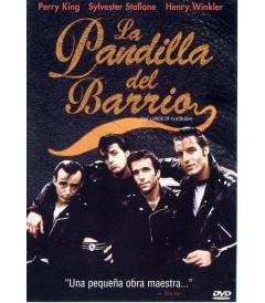 DVD - LA PANDILLA DEL BARRIO - USADA