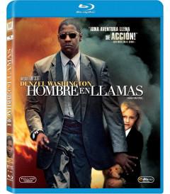 HOMBRE EN LLAMAS - Blu-ray