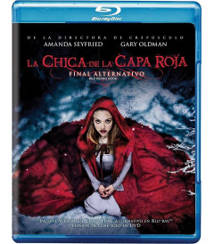 LA CHICA DE LA CAPA ROJA (CORTE ALTERNATIVO) - USADA
