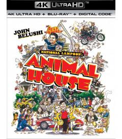 4K UHD - COLEGIO DE ANIMALES