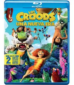 LOS CROODS 2 - UNA NUEVA ERA