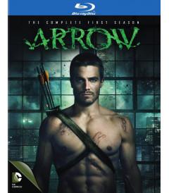 ARROW - 1° TEMPORADA COMPLETA (BD + DVD)
