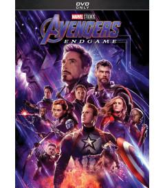 DVD - LOS VENGADORES (ENDGAME) (MCU) - USADA