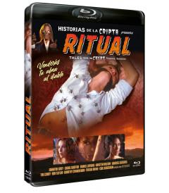 RITUAL: HISTORIAS DE LA CRIPTA - BLU-RAY