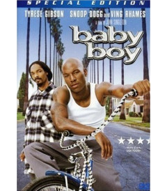 DVD - BABY BOY - USADA