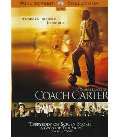 DVD - JUEGO DE HONOR (ENTRENADOR CARTER) - USADA