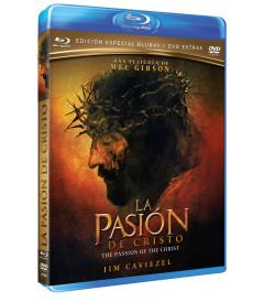LA PASION DE CRISTO (EDICION ESPECIAL BD + DVD + EXTRAS)