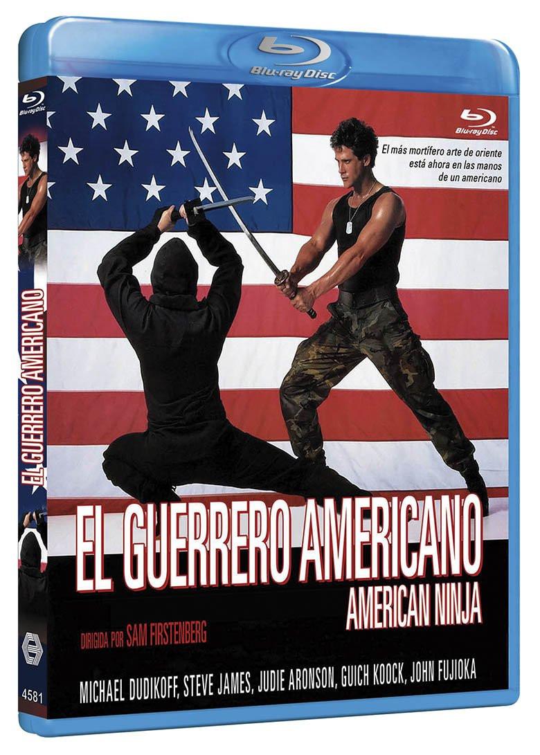 EL GUERRERO AMERICANO - Blu-ray