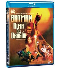 BATMAN ALMA DE DRAGON