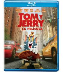 TOM Y JERRY LA PELICULA