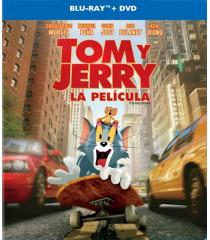 TOM Y JERRY LA PELICULA (BLU-RAY + DVD)