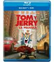 TOM Y JERRY LA PELICULA - BLU-RAY + DVD