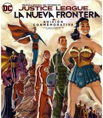 LIGA DE LA JUSTICIA (LA NUEVA FRONTERA) (EDICIÓN CONMEMORATIVA)