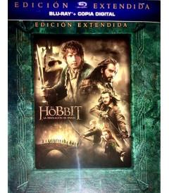 EL HOBBIT (DESOLACIÓN SMAUG) (EXTENDIDA) - Blu-ray