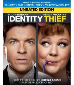 LADRONA DE IDENTIDADES - Blu-ray + DVD