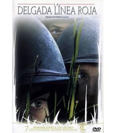 DVD - LA DELGADA LÍNEA ROJA - USADA