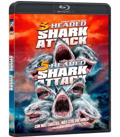 3 HEADED SHARK ATTACK + 5 HEADED SHARK