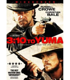DVD - 3:10 MISIÓN PELIGROSA - USADA