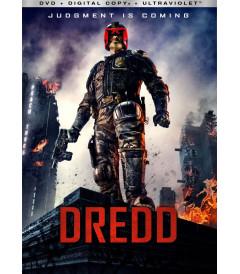 DVD - DREDD - USADA