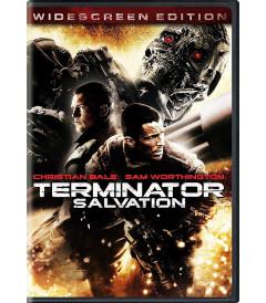 DVD - TERMINATOR SALVATION - USADA