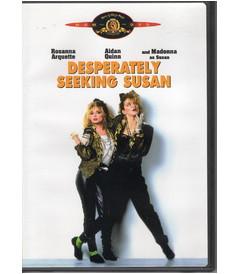 DVD - DESESPERADAMENTE BUSCANDO A SUSAN - USADA