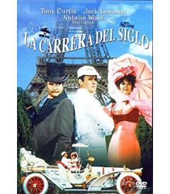 DVD - LA CARRERA DEL SIGLO - USADA (SNAPCASE)