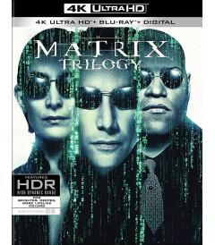 4K UHD - MATRIX (LA TRILOGÍA)