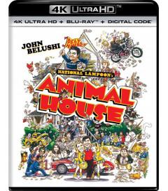 4K UHD - COLEGIO DE ANIMALES - USADA