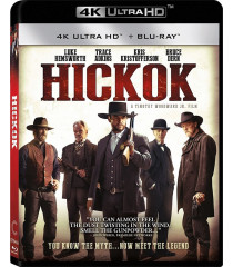 4K UHD - HICKOK (EL PISTOLERO) - USADA