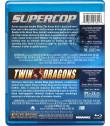 SUPERCOP / DRAGONES GEMELOS (PACK DOBLE) - USADA
